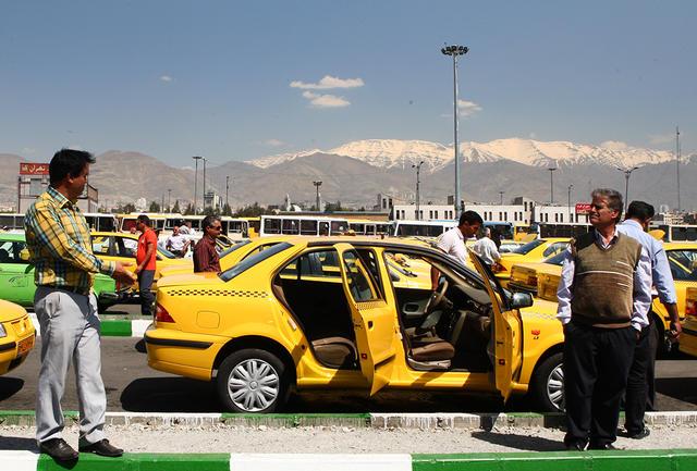 کرایه تاکسی، مترو و اتوبوس در تهران گران شد