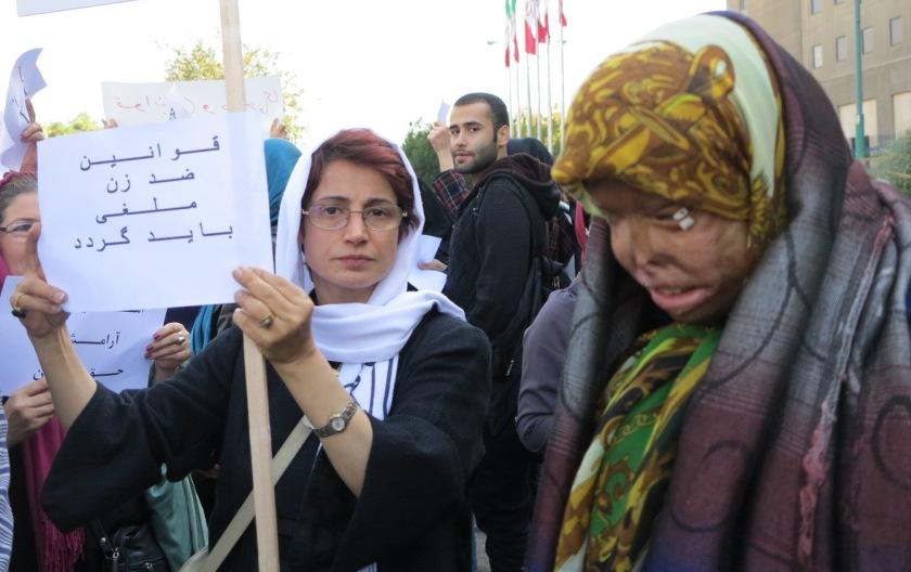 جنایت اسیدپاشی علیه دو دختر جوان در سمنان