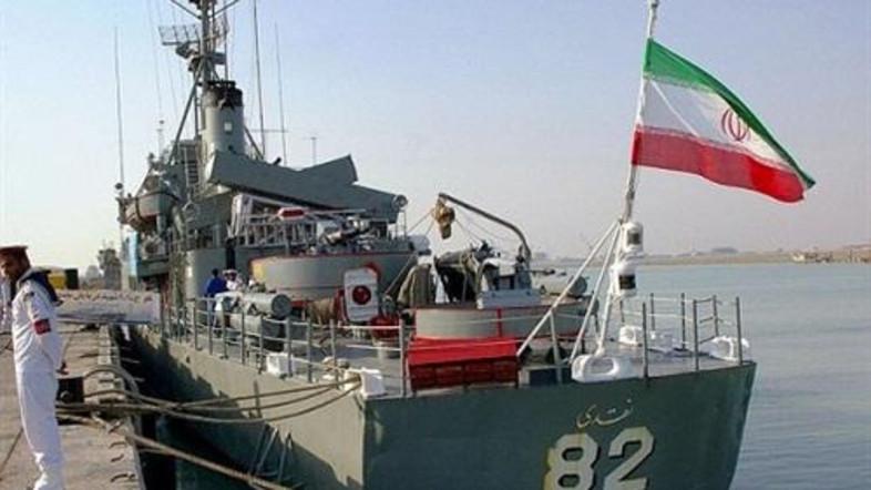 خبرگزاری رسمی سعودی: آمریکا یک کشتی حامل سلاح رژیم ایران به مقصد یمن را متوقف کرد