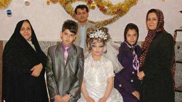 آمار ازدواج کودکان بطور متوسط هر سال در ایران ۴۰ هزار نفر زیر سن ۱۸ سال