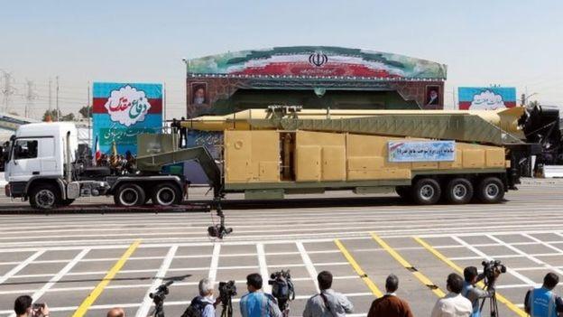 نماینده آمریکا در سازمان ملل خواستار بررسی اقدام موشکی ایران در شورای امنیت شد
