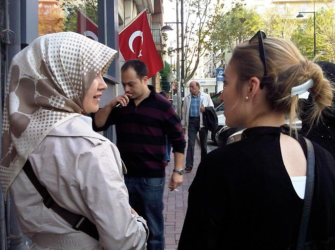 زنان در ترکیه بیشتر از مردان عمر میکنند