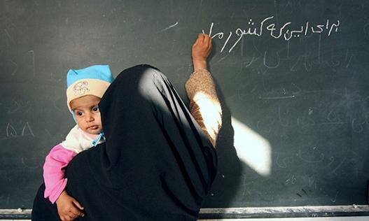 وجود بیش از ۱۴ هزار بیسواد در استان گیلان
