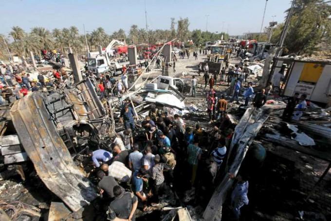 انفجار انتحاری پس از بازی فوتبال در عراق دستکم ۳۰ کشته داد