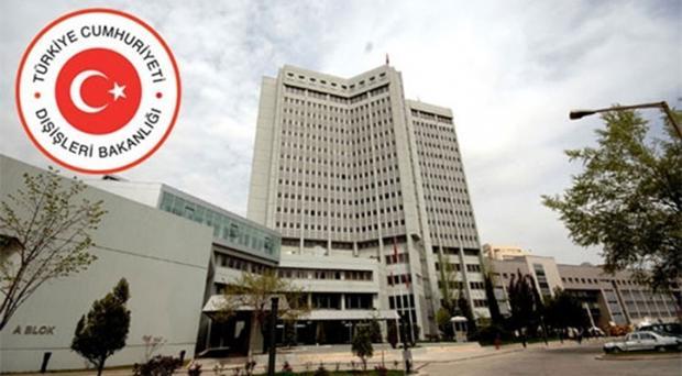 ترکیه حملات اخیر اسد در سوریه را محکوم کرد