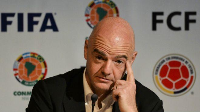 اسناد پاناما: یوفا حق پخش فوتبال را 'مفت' فروخته است