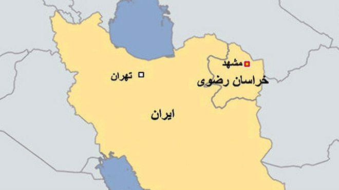 انفجار شدیدی در مشهد ایران 3 کشته و 11 زخمی برجای گذاشت