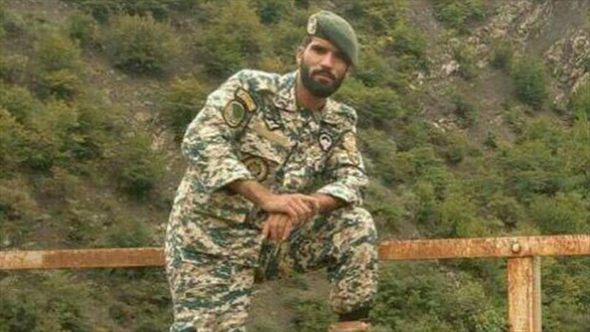 اولین عضو ارتش ایران در سوریه کشته شد
