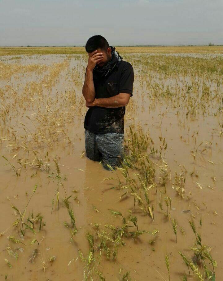 سر ریز شدن سد دز و سیل مهیب در دزفول
