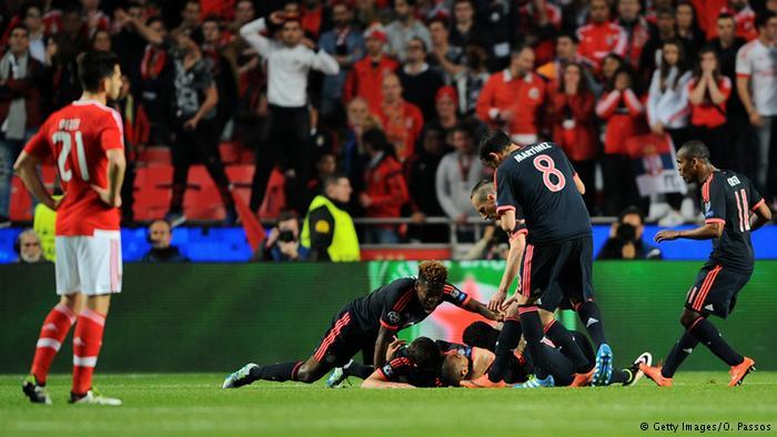 لیگ قهرمانان اروپا؛ صعود بایرن مونیخ و خداحافظی بارسلونا
