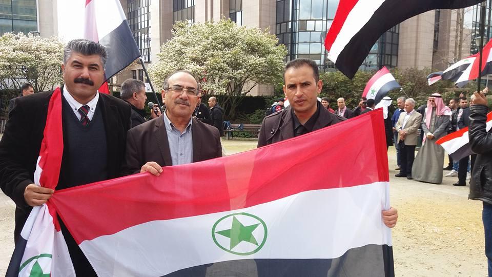 تظاهرات گسترده عربهای اهوازی در شهرهای مختلف جهان