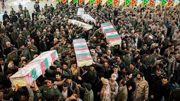 اعتراف یک فرمانده سپاه ایران به تلفات سنگین این کشور طى 4 سال در سوریه