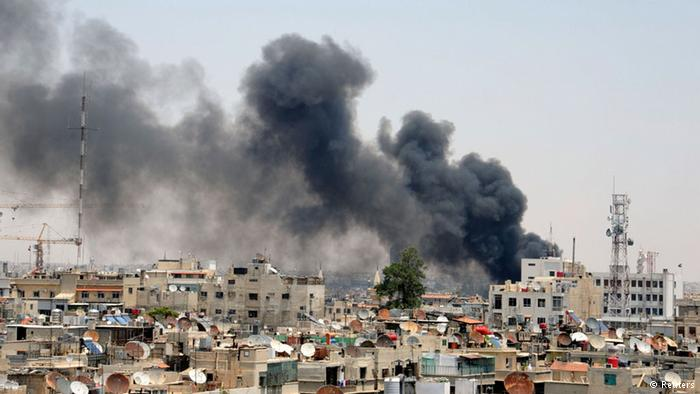 ایرانیها در حال خرید املاک در دمشق هستند