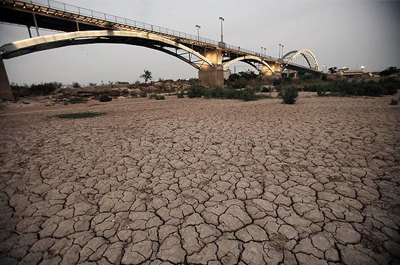 تخریب زیستمحیطی با افزایش سدسازی در کشور؛ وخشکی «کارون» الاحواز