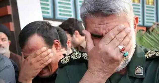 کشته شدن یکی دیگر از پاسداران در عراق