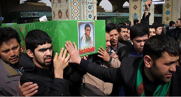 نه تن دیگر از مزدوران تروریست وابسته به ایران در سوریه کشته شدند