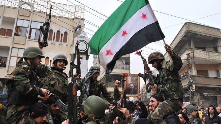 پیشرویهای ارتش آزادی در شمال سوریه