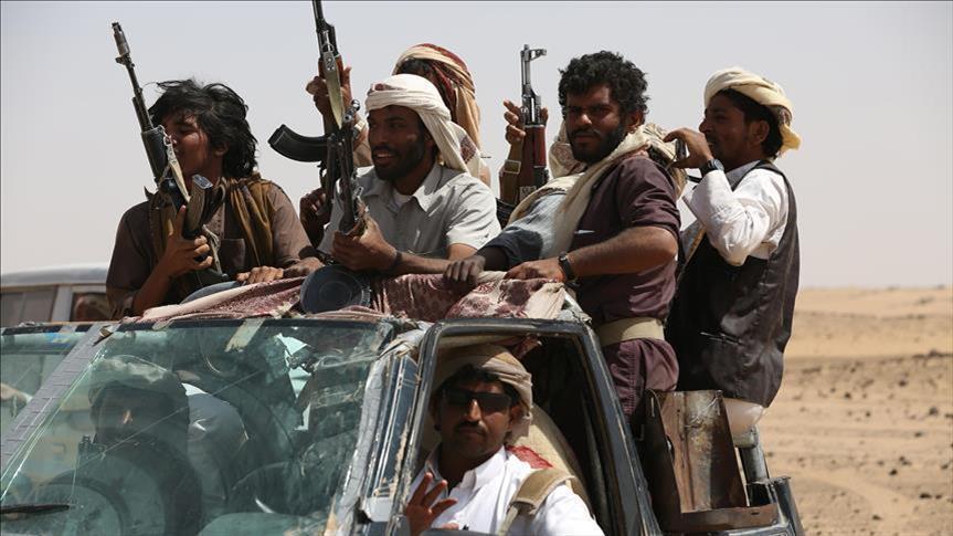 آزاد سازی مواضع مهم استانهای مارب و شبوه از دست حوثی ها در یمن