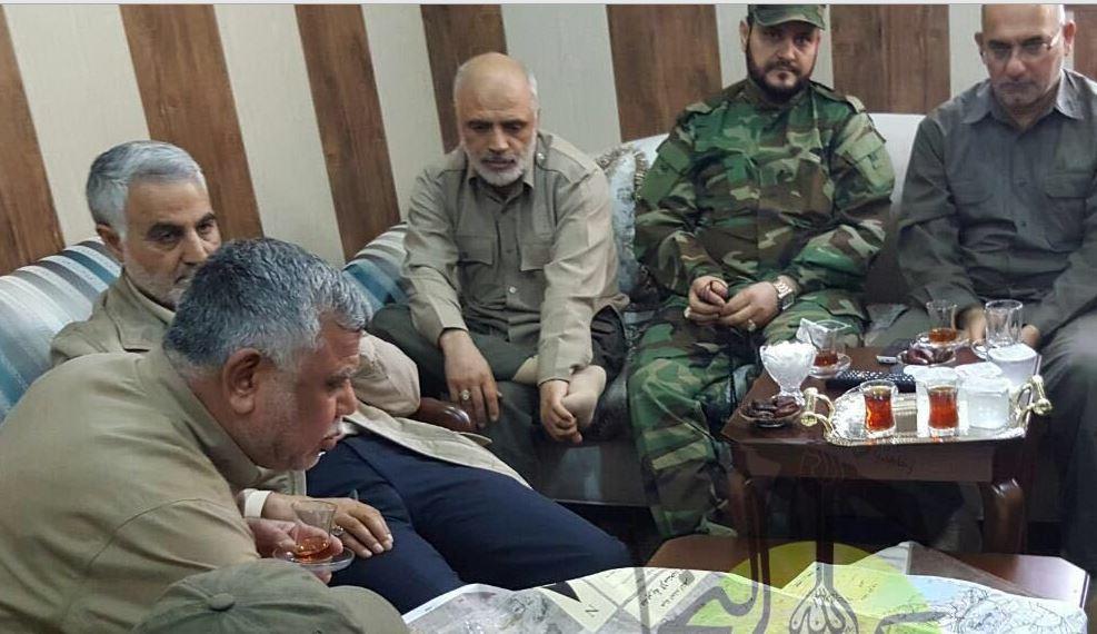 افزایش تنش مذهبی و نگرانی از حضور قاسم سلیمانی در عملیات فلوجه