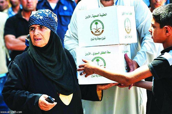 میزبانی پادشاهی سعودی از دو میلیون شهروند سوری