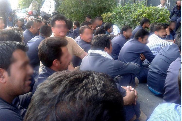 دو تجمع صنفی در تهران و عسلویه برگزار شد