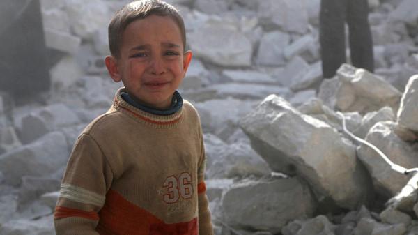 واشینگتن پست: دولت آمریکا مرگ کودکان سوری بر اثر گرسنگی را نظاره میکند
