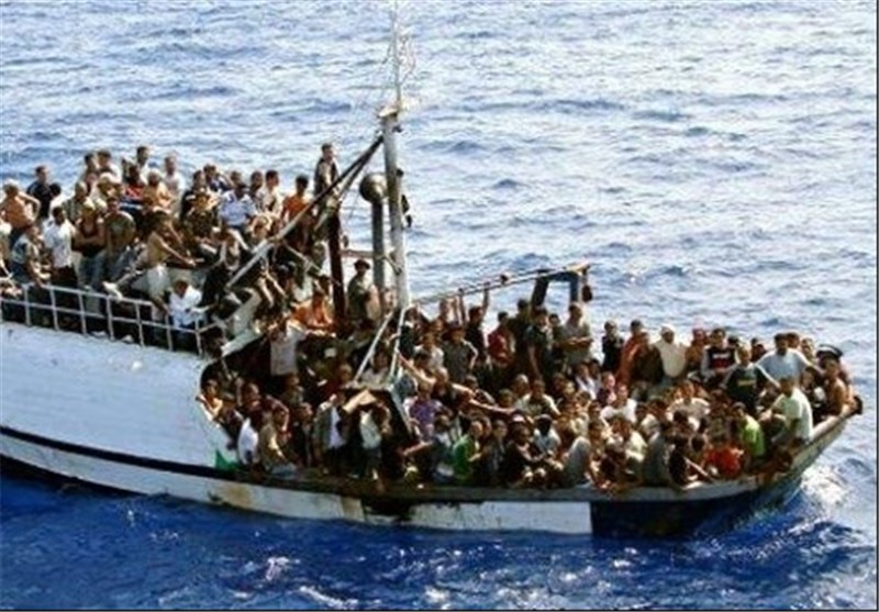 بیش از ۳ هزار مهاجر طی سه روز از دریای مدیترانه گرفته شدند