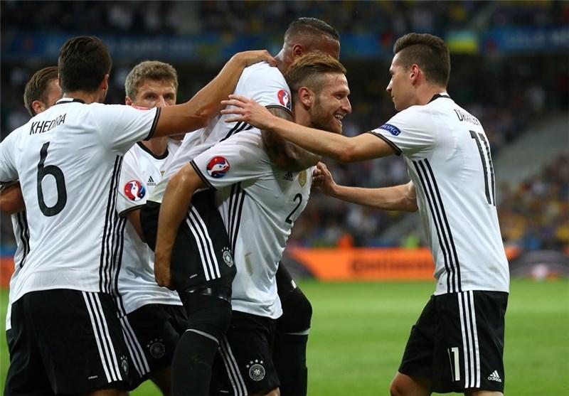 آغاز موفق آلمان با پیروزی بر اوکراین، جام ملتهای اروپا،