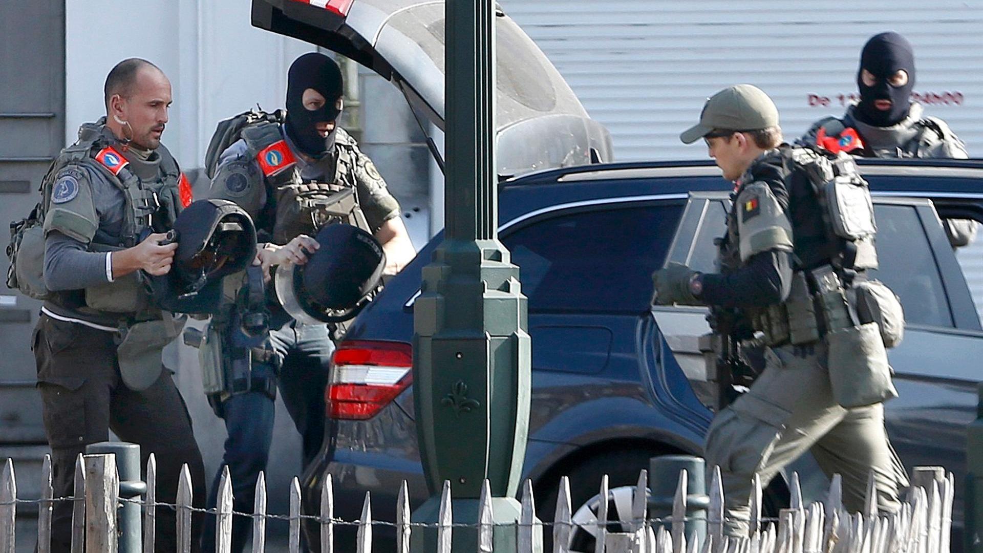 بازداشت 12 مظنون به برنامه ریزی برای عملیات خرابکارانه در بلژیک