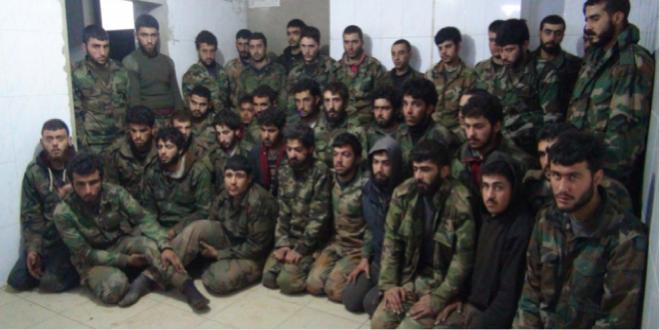 گروهی از عناصر حزب الله لبنان در حلب ندانسته وارد منطقه تحت کنترل ارتش آزاد شدند