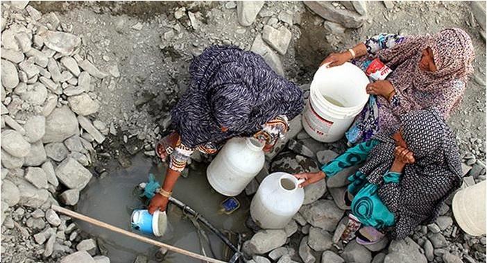 چهار هزار روستا در سیستان و بلوچستان آب ندارند