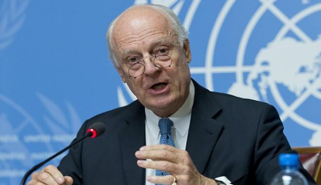 محکومیت رژیم جنایتکار اسد بهدلیل بمباران کمکهای دارویی و غذایی توسط سازمان ملل