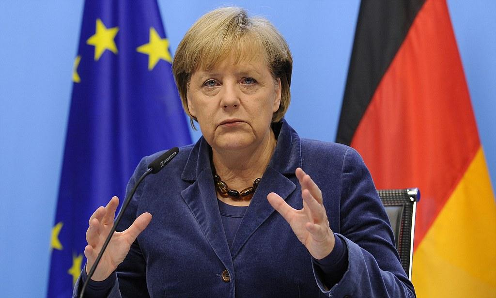 آنگلا مرکل: بریتانیا شریک نزدیک اتحادیه اروپا باقی خواهد ماند