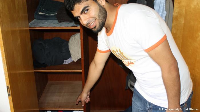 پناهجوی سوری۵۰ هزار یورو پول را تحویل پلیس داد
