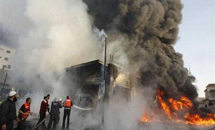 حمله انتحاری در بغداد 28 کشته و زخمی بر جای گذاشت