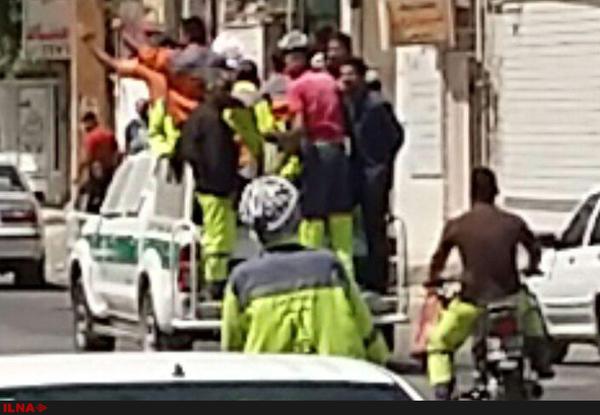کارگران بازداشت شده شهرداری  الاحواز(اهواز): تنها بهدنبال خواستههای صنفی خود بودیم، اتهامات از پایه دروغ است