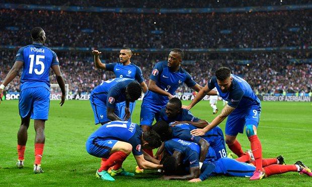 جام ملتهای اروپا؛ صعود فرانسه به نیمهنهایی با پیروزی پرگل بر ایسلند