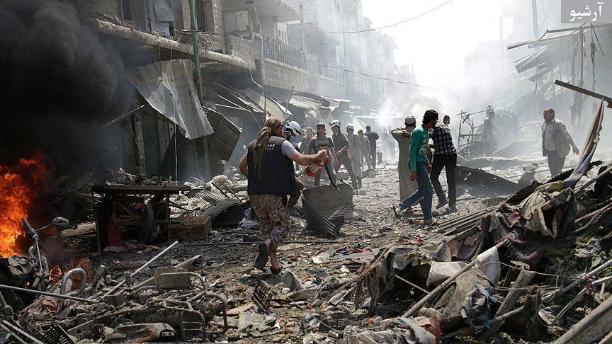 نقض آتش بس در سوریه 3 کشته و 17 زخمی برجا گذاشت