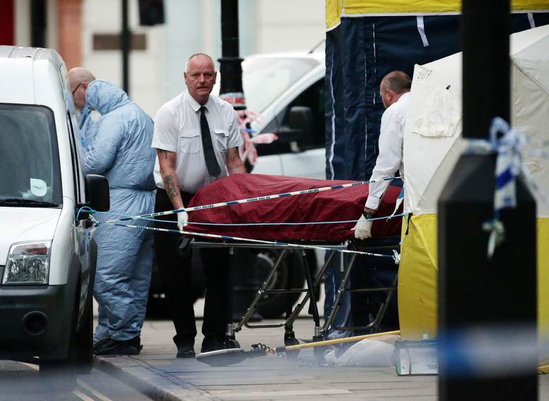 حمله با چاقو یک کشته و پنج زخمی در مرکز لندن برجای گذاشت