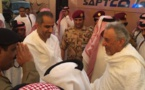 شاهزاده خالد الفیصل:انتقال حجاج به صحرای عرفه به شکلی بی سابقه روان و آسان انجام شد