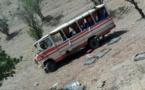 مینیبوس حامل شهروندان ایرانی در شرق ترکیه واژگون شد