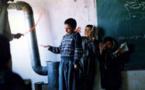 تنبیه وحشتناک دانش آموزان در ایران در+عکس