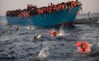 کشته شدن بیش از یک هزار پناهجو در دریای مدیترانه