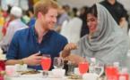 استقبال مسلمانان سنگاپور از شاهزاده هری