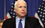 سناتور جان مککین دچار سرطان مغزی شده است