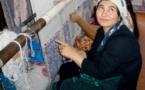 صنعت قالی بافی افغانستان در معرض تهدید
