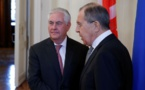 رکس تیلرسون: خواستار همکاری با روسیه هستیم؛ قطع رابطه بیمعنی است