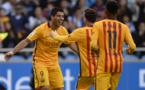 ویدیوی کلیپ باشگاه بارسلونا به مناسبت دیدار با ختافه