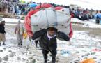کشته و زخمیشدن چهار کولبر در ارومیه و چالدران