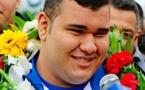 پس گرفتن مدال طلای جهان از ایران به علت دوپینگی وزنه برداران
